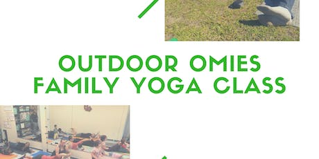 Outdoor Omies Family Yoga tickets