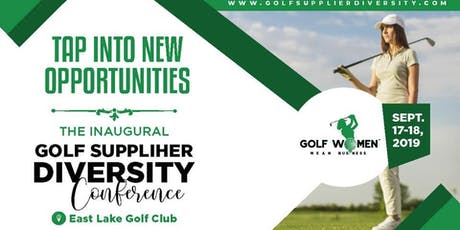 Golf SuppliHER Diversity Golf Tournament & Conference  tickets