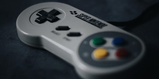 Gay Guy Led Gaming on Super Nintendo
