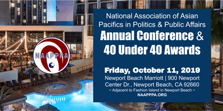2019 NAAPPPA Conference & Awards Banquet tickets