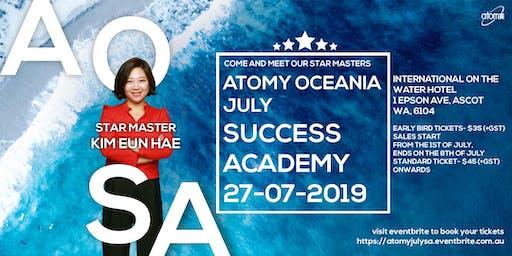 Atomy Oceania- July Success Academy