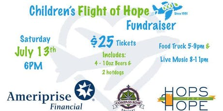 Compass Rose Brewery--It's For The Kids!! tickets