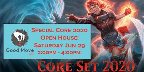 Magic The Gathering: Core 2020 Open House and Free Draft! - Jun 29th! tickets