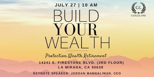 Build Your Wealth Seminar
