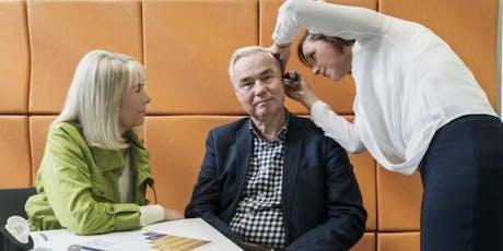 Hearing Health Check - Gold Coast Seniors Health & Lifestyle Expo tickets
