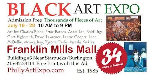 Free $45 Black Art Poster