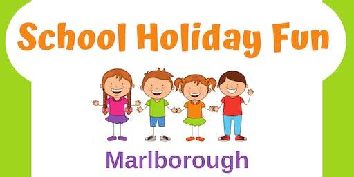 School Holiday Fun @ Marlborough