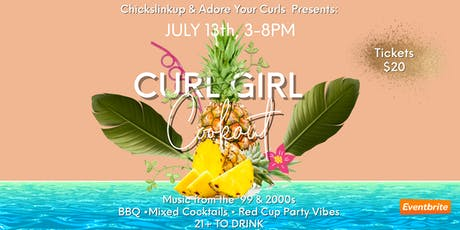 Curl Girl Cookout tickets