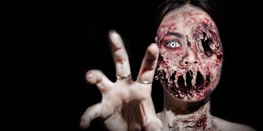 Special Effects Makeup Training