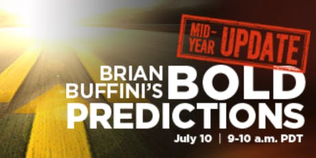 Brian Buffini Bold Predictions Mid-Year Update tickets