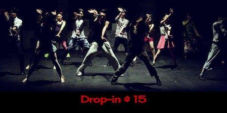 HIP HOP - Adult & Teen - Saturdays 12noon tickets