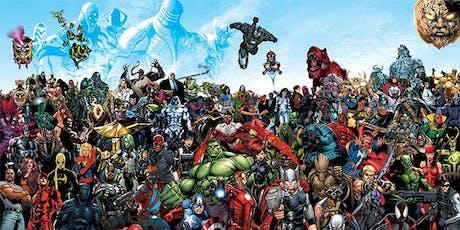 Marvel Triviaoke tickets