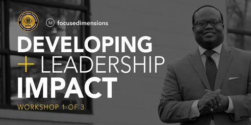 Leadership Dimensions Development Workshop Series