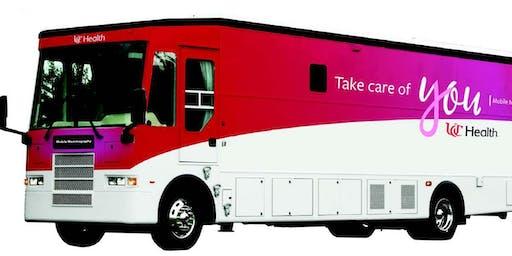 UC Health Mobile Mammography - APNET AfriFest