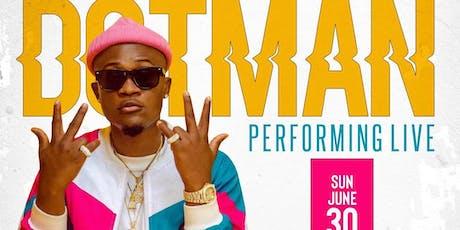 Dotman Performing Live at Azura Sundays  tickets