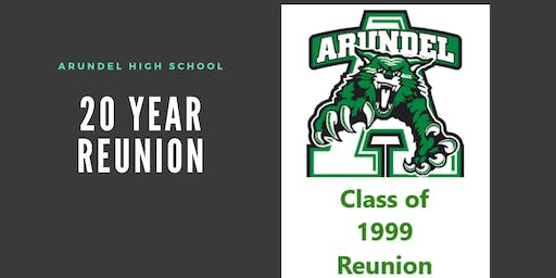 20 Year Reunion Class of 1999