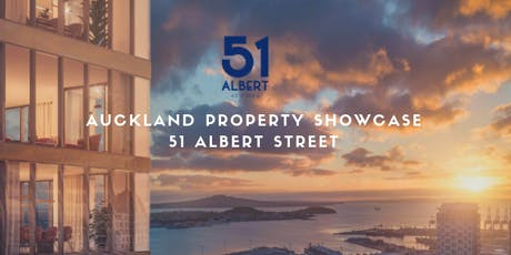 Auckland Property Showcase - 51 Albert Street   tickets