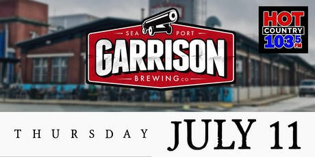 Andrew Frelick Band w/Chris Burrows at Garrison Brewing Co tickets