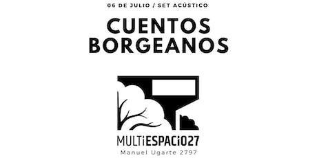 Cuentos Borgeanos en El Multi. entradas