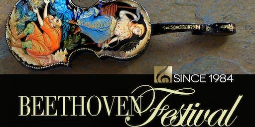 BEETHOVEN FESTIVAL 37th Year - Utah's Longest-Running Classical Music Fest