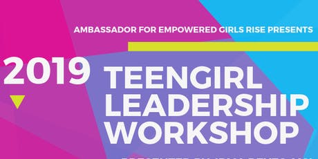 TeenGirl Leadership Workshop tickets