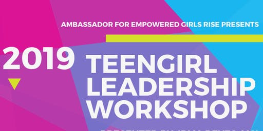 TeenGirl Leadership Workshop