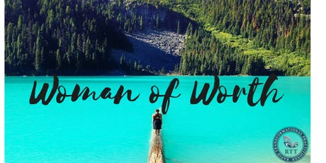 Woman of Worth - Remove Your Hidden Blocks and Transform Your Life tickets