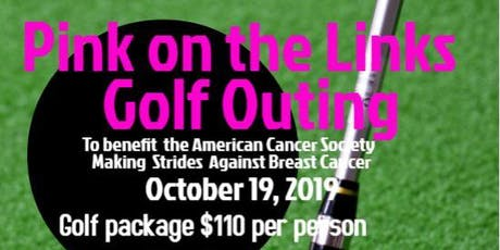 Pink on the Links Golf Outing  tickets