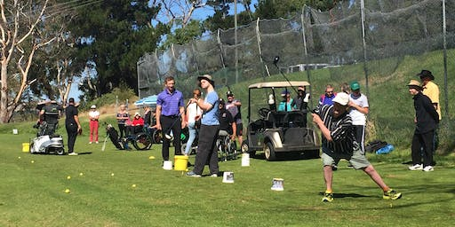 Come and Try Golf - Hobart TAS - 30 July 2019