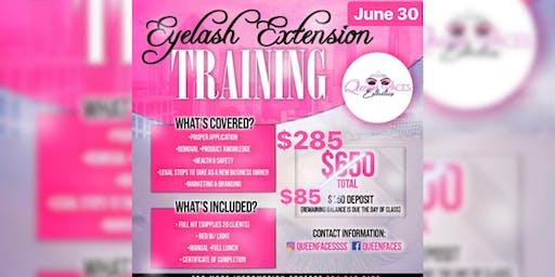 Master Eyelash Extension Training