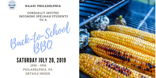 2019 Spelman Philly New Student Sendoff
