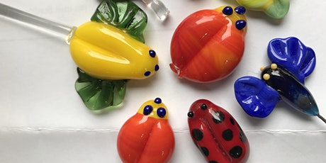 Lampwork glass: the basics for beginners tickets