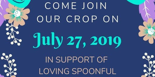 12 hour Crafting Retreat in support of Loving Spoonful
