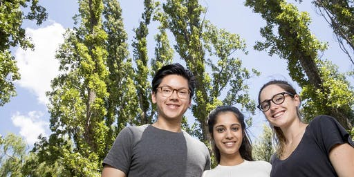 International Student Information Session