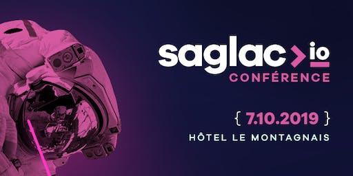 Conférence Saglac IO