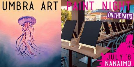 Umbra Art Paint Night on the patio tickets