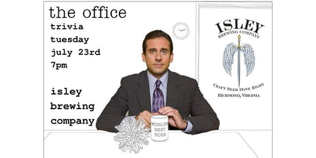 Trivia Tuesdays - The Office Trivia at Isley Brewing Company tickets