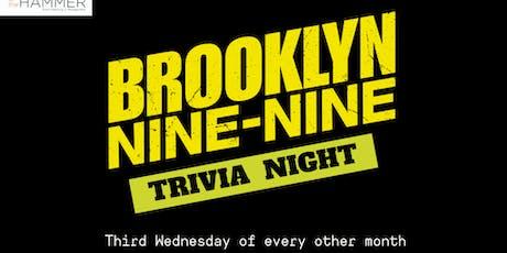 Brooklyn Nine Nine Trivia Night tickets