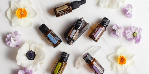 Essential Oils, Stress, Sleep & Energy, Auckland | Wed 24th July '19