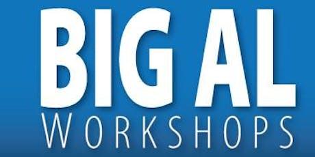 Big Al Workshop in La Mesa, California tickets