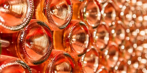 Rosé Room Trade Show Tasting