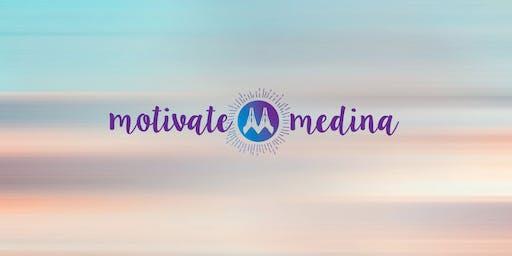 Motivate Medina 2019 - Community Yoga  Event