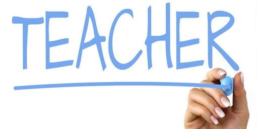 TIPS FOR TEACHERS - INFO SESSION