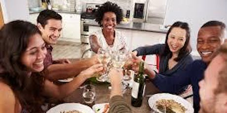 Pursuit of Wellness Kitchen Dinner Party tickets