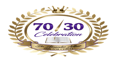 Word of Life 70/30 Celebration