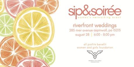 Sip & Soirée | Women's Networking Event tickets