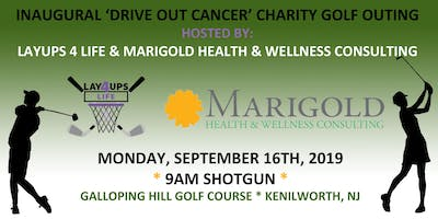 Inagural 'Drive Out Cancer' Charity Golf Outing