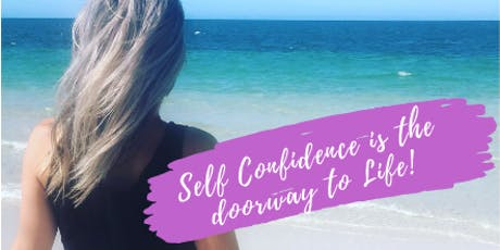 YOUR CONFIDENT SELF - 1 Day Workshop with Katie tickets