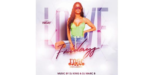 Rose Bar Atlanta | LOVE FRIDAYS