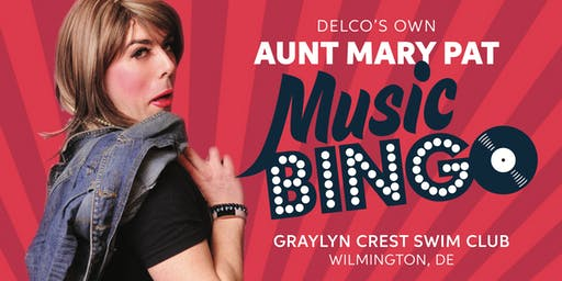 Music Bingo with Aunt Mary Pat